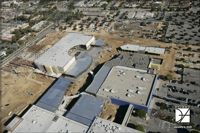 Del Amo Fashion Center Redevelopment