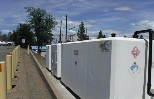 El Dorado County DOT Fuel System