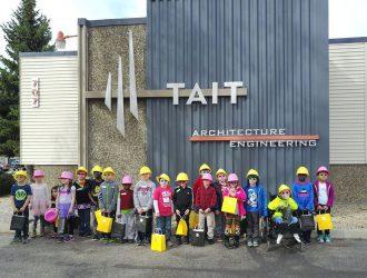 TAIT Boise Kindergarten Field Trip 2017
