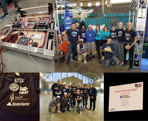 Tait Sponsors Summit High School Robotics Club Tait Associates Inc