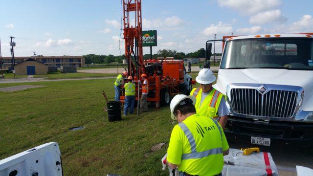 Fairfield Truck Center Site Remediation