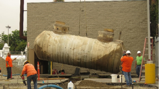 Fleet Services Bureau Fuel Storage Tank Consulting and Construction Management-Ongoing