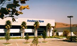 Sundance Spas Distribution Center