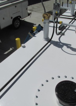 Southern CA Edison, Tank Installation