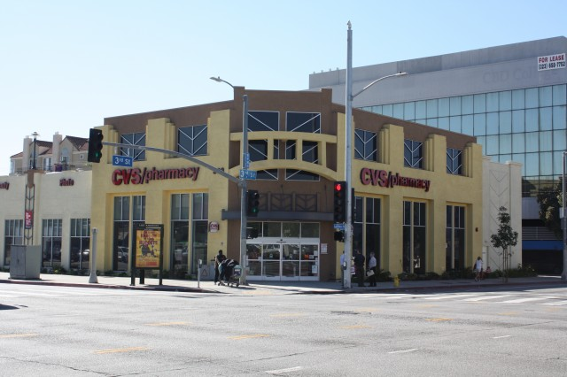 CVS Los Angeles