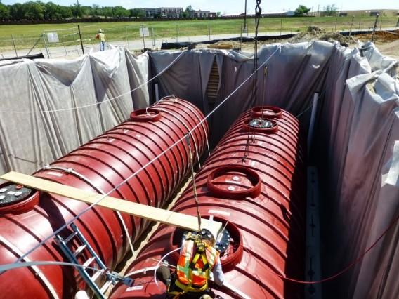 7 Eleven Fuel System Installations