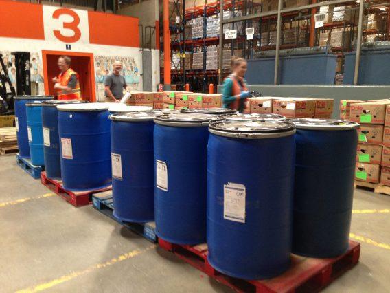 Albertsons Hazardous Waste Management