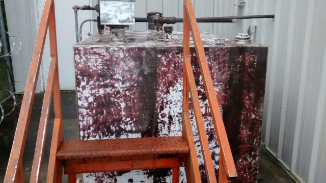 Aboveground Storage Tank Restoration Projects