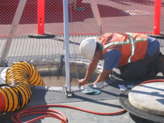 Los Angeles World Airports Underground Storage Tank Inspection, Testing and Repair Services-Ongoing