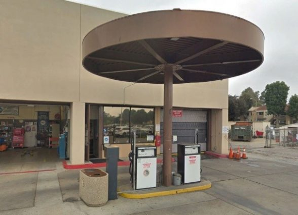 Ventura County General Services Agency Government Center Fuel Station